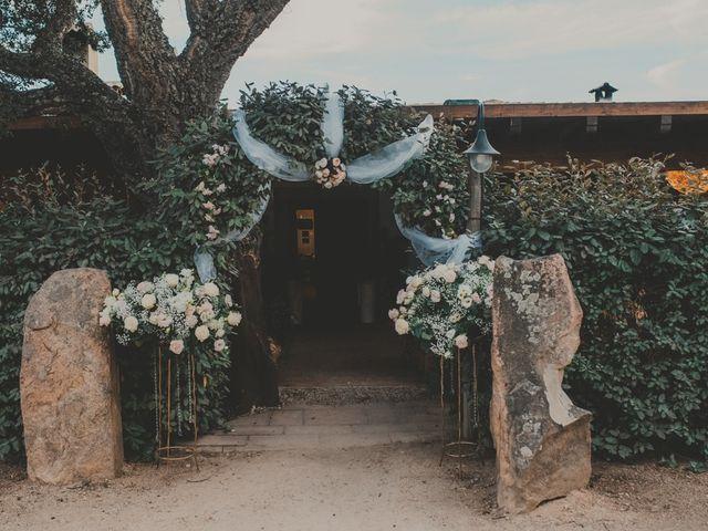 Il matrimonio di Tomaso e Daniela a Olbia, Sassari 92