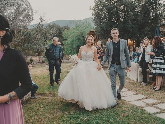 Il matrimonio di Tomaso e Daniela a Olbia, Sassari 102