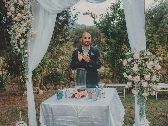 Il matrimonio di Tomaso e Daniela a Olbia, Sassari 103