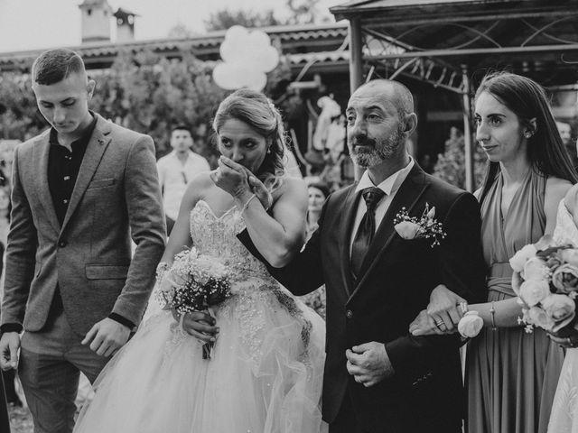 Il matrimonio di Tomaso e Daniela a Olbia, Sassari 104