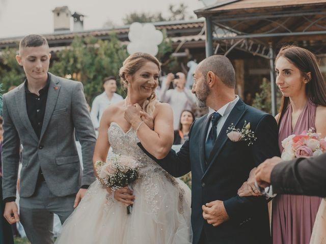 Il matrimonio di Tomaso e Daniela a Olbia, Sassari 105