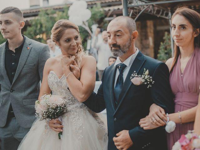 Il matrimonio di Tomaso e Daniela a Olbia, Sassari 106