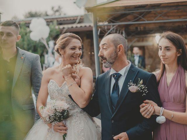 Il matrimonio di Tomaso e Daniela a Olbia, Sassari 107