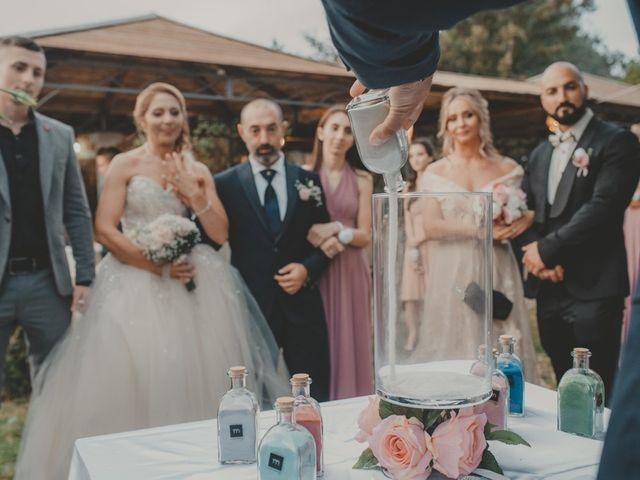 Il matrimonio di Tomaso e Daniela a Olbia, Sassari 108