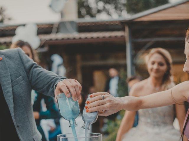 Il matrimonio di Tomaso e Daniela a Olbia, Sassari 110