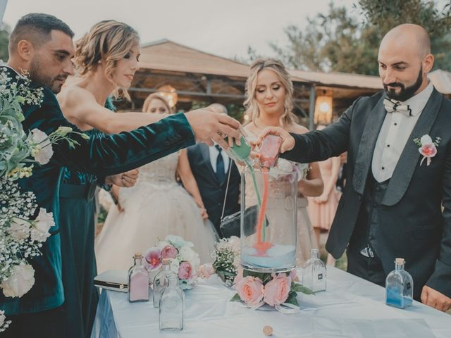 Il matrimonio di Tomaso e Daniela a Olbia, Sassari 111
