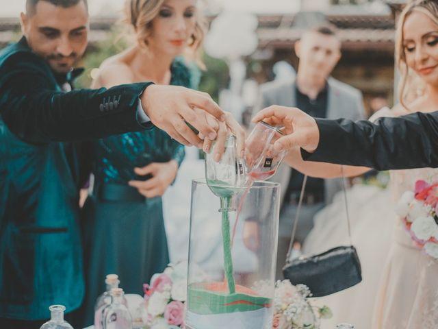 Il matrimonio di Tomaso e Daniela a Olbia, Sassari 112