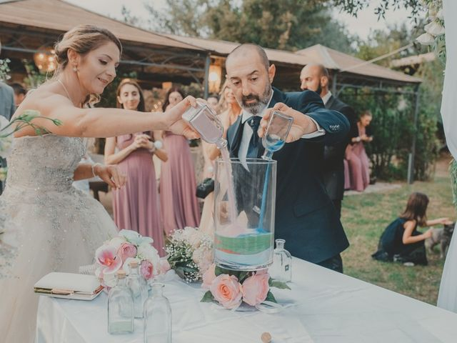 Il matrimonio di Tomaso e Daniela a Olbia, Sassari 114