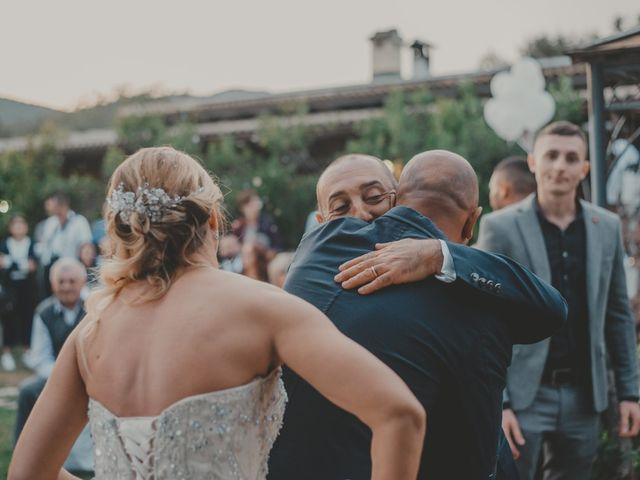 Il matrimonio di Tomaso e Daniela a Olbia, Sassari 115