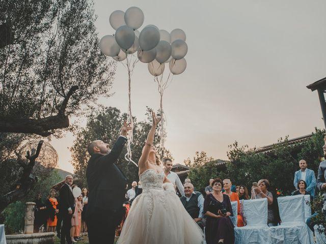 Il matrimonio di Tomaso e Daniela a Olbia, Sassari 117