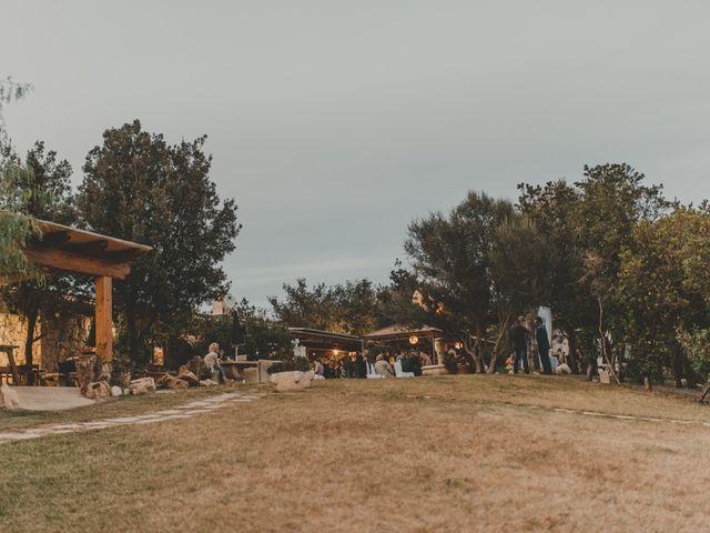 Il matrimonio di Tomaso e Daniela a Olbia, Sassari 120