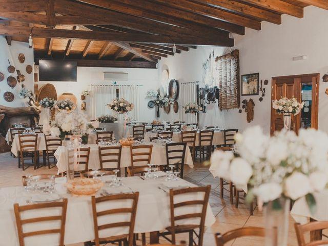Il matrimonio di Tomaso e Daniela a Olbia, Sassari 123