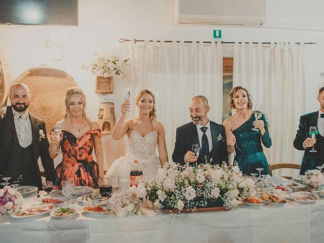 Il matrimonio di Tomaso e Daniela a Olbia, Sassari 125