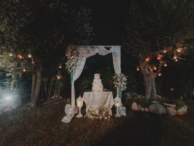 Il matrimonio di Tomaso e Daniela a Olbia, Sassari 130