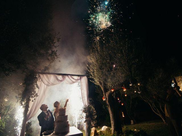 Il matrimonio di Tomaso e Daniela a Olbia, Sassari 133