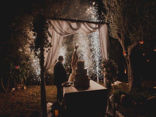 Il matrimonio di Tomaso e Daniela a Olbia, Sassari 135
