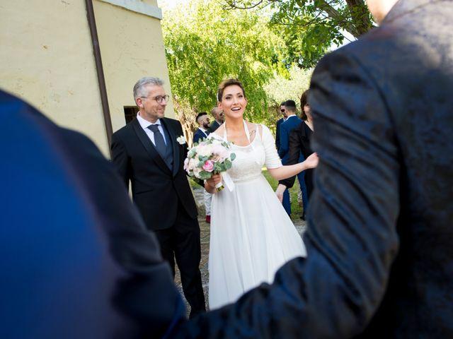 Il matrimonio di Sara e Thomas a Jesi, Ancona 17