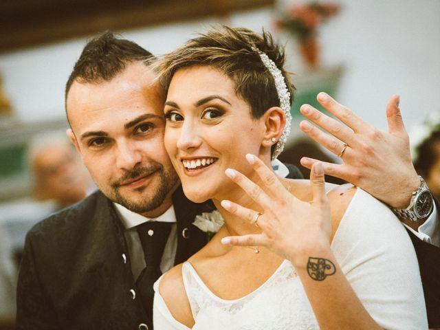Il matrimonio di Sara e Thomas a Jesi, Ancona 22