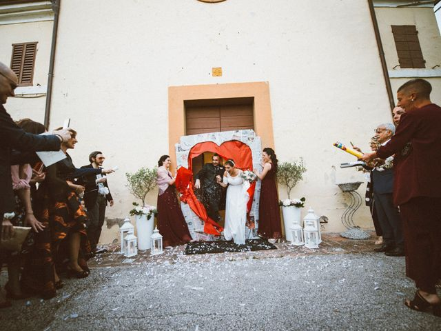 Il matrimonio di Sara e Thomas a Jesi, Ancona 24