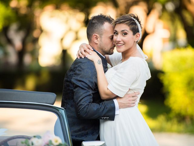 Il matrimonio di Sara e Thomas a Jesi, Ancona 34