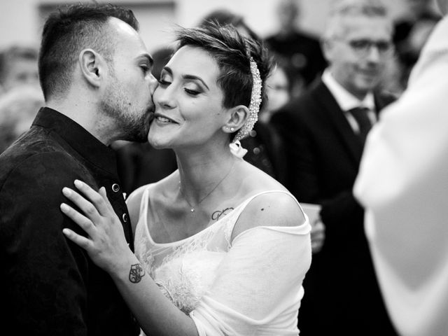 Il matrimonio di Sara e Thomas a Jesi, Ancona 48
