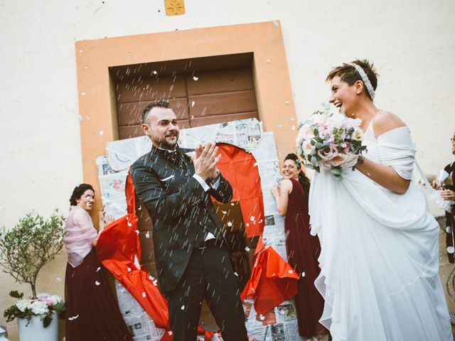 Il matrimonio di Sara e Thomas a Jesi, Ancona 51