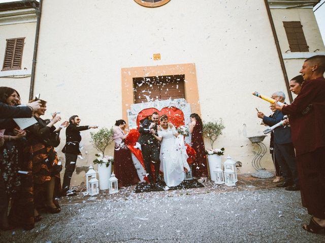 Il matrimonio di Sara e Thomas a Jesi, Ancona 74