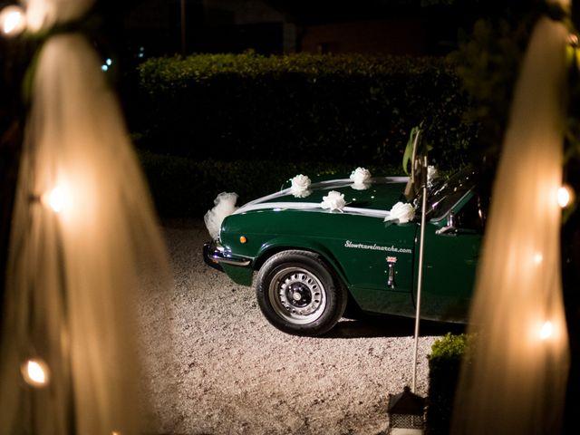 Il matrimonio di Sara e Thomas a Jesi, Ancona 76
