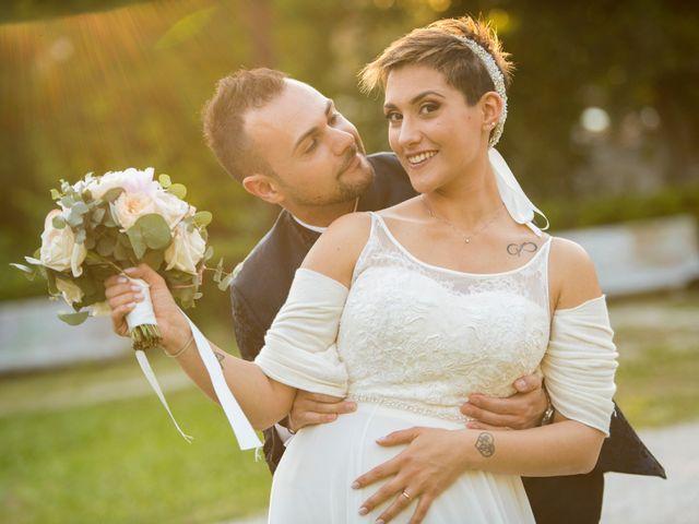 Il matrimonio di Sara e Thomas a Jesi, Ancona 80