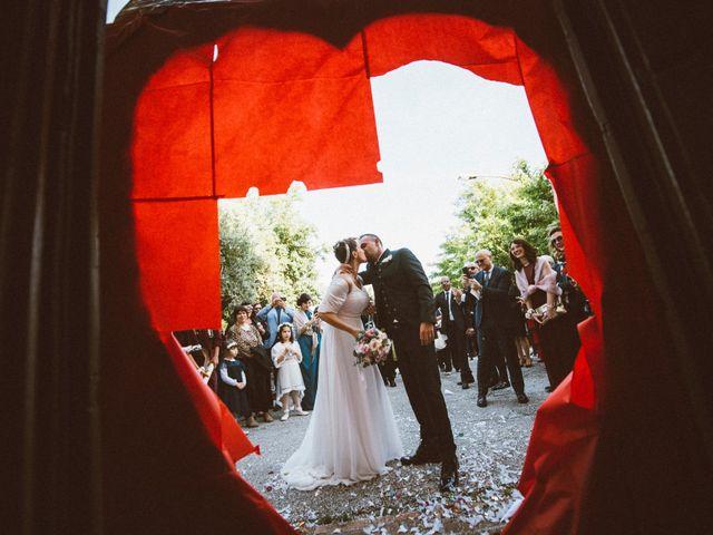 Il matrimonio di Sara e Thomas a Jesi, Ancona 84
