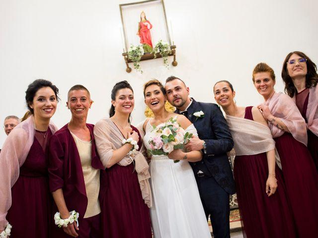 Il matrimonio di Sara e Thomas a Jesi, Ancona 92