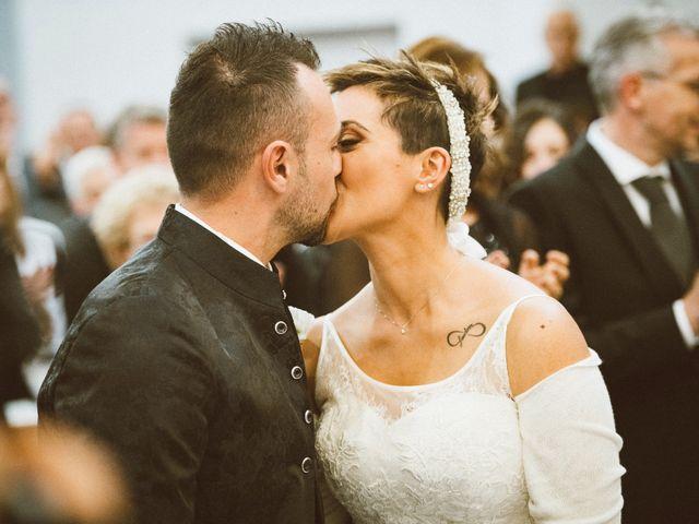 Il matrimonio di Sara e Thomas a Jesi, Ancona 93