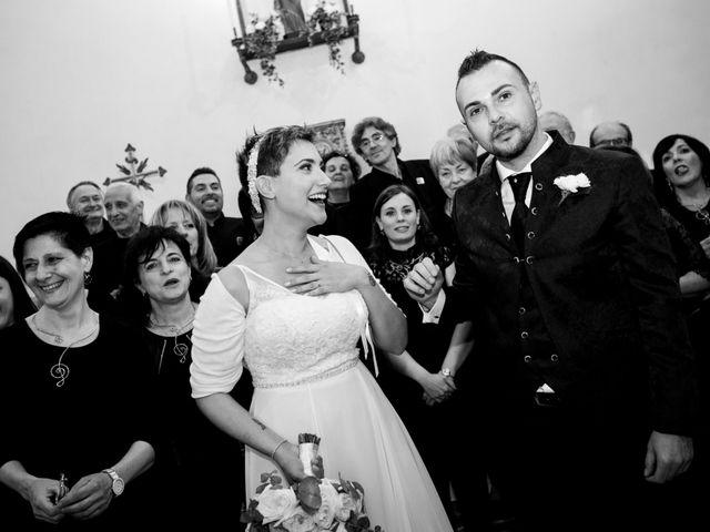 Il matrimonio di Sara e Thomas a Jesi, Ancona 103
