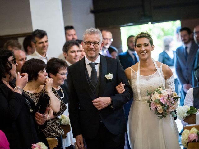 Il matrimonio di Sara e Thomas a Jesi, Ancona 104
