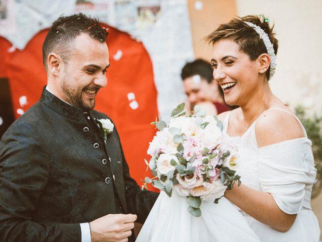 Il matrimonio di Sara e Thomas a Jesi, Ancona 106