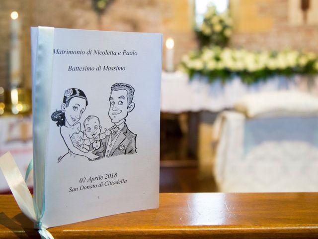 Il matrimonio di Nicoletta e Paolo a Cittadella, Padova 16
