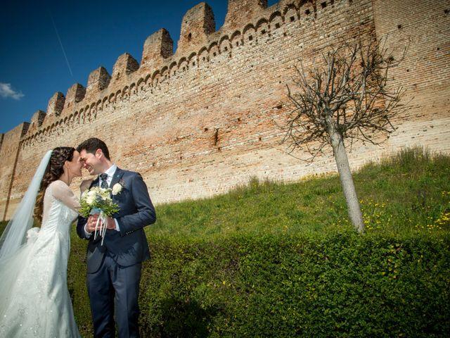 Il matrimonio di Nicoletta e Paolo a Cittadella, Padova 27