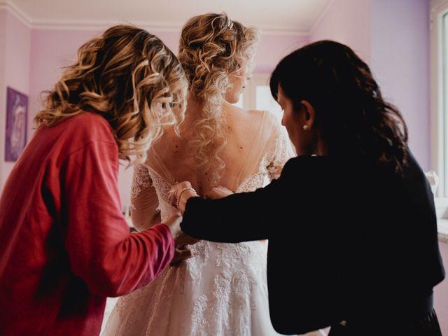 Il matrimonio di Mirko e Sara a Borgomanero, Novara 13