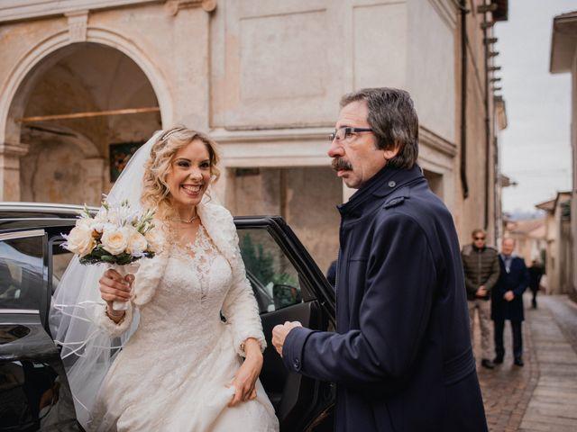 Il matrimonio di Mirko e Sara a Borgomanero, Novara 22