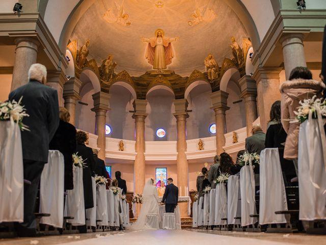 Il matrimonio di Mirko e Sara a Borgomanero, Novara 25