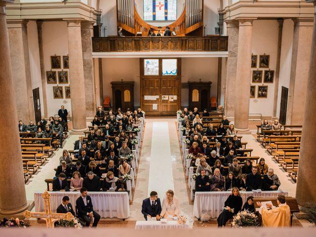 Il matrimonio di Mirko e Sara a Borgomanero, Novara 26