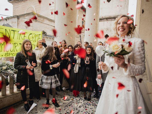 Il matrimonio di Mirko e Sara a Borgomanero, Novara 35