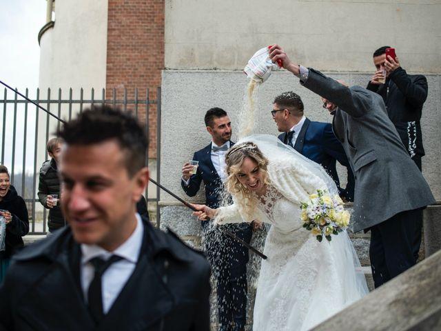 Il matrimonio di Mirko e Sara a Borgomanero, Novara 36