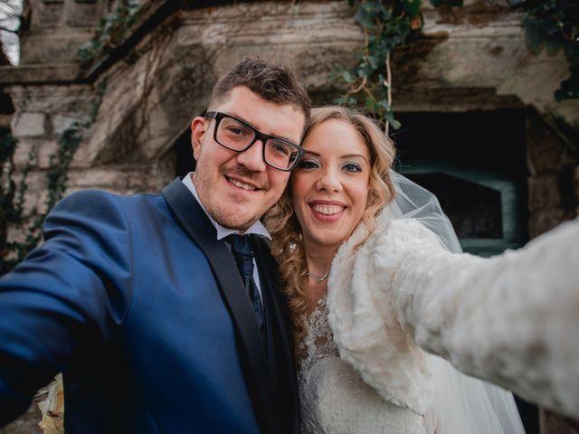 Il matrimonio di Mirko e Sara a Borgomanero, Novara 45