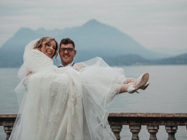 Il matrimonio di Mirko e Sara a Borgomanero, Novara 52