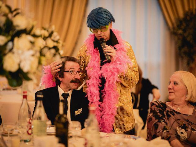 Il matrimonio di Mirko e Sara a Borgomanero, Novara 64