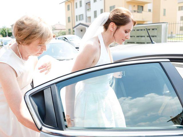 Il matrimonio di Mauro e Chiara a Cernusco sul Naviglio, Milano 14