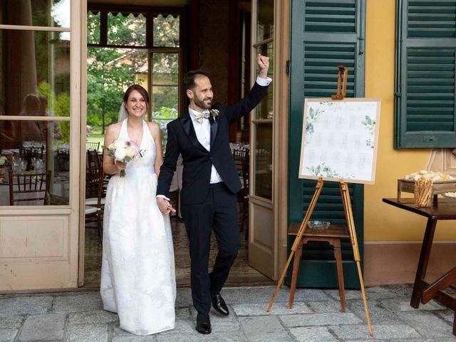 Il matrimonio di Mauro e Chiara a Cernusco sul Naviglio, Milano 25