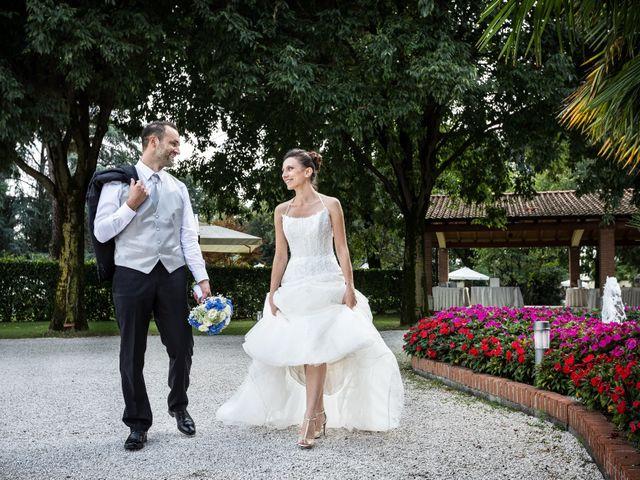 le nozze di Karin e Stefano