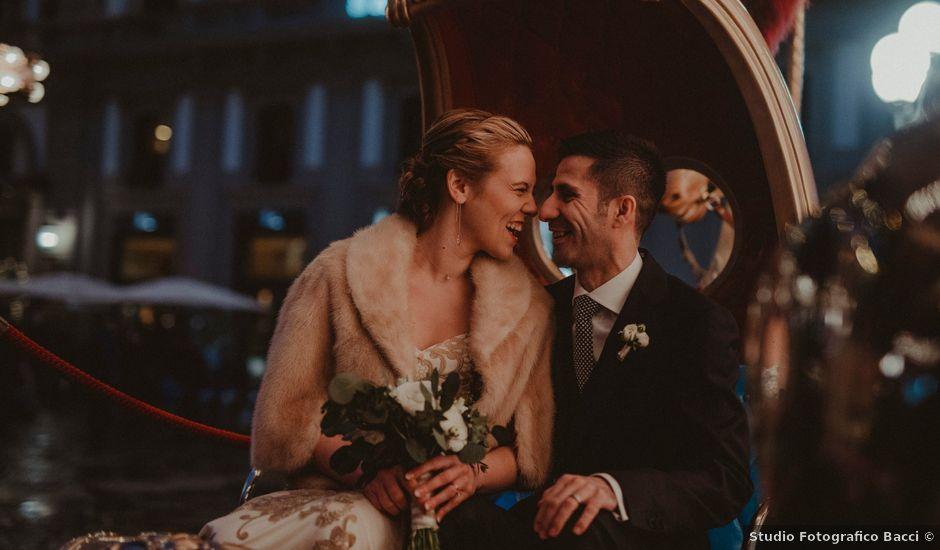 Il matrimonio di Sydrit e Julia a Firenze, Firenze
